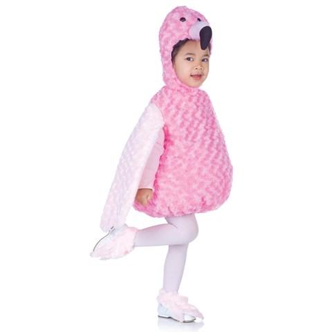 Flamingo Toddler Costume