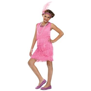 Flapper Child Costume