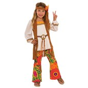 Flower Child Girls Costume