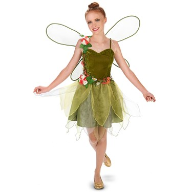 Flower Fairy Tween Costume