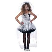 Flower Girl Zombie Costume