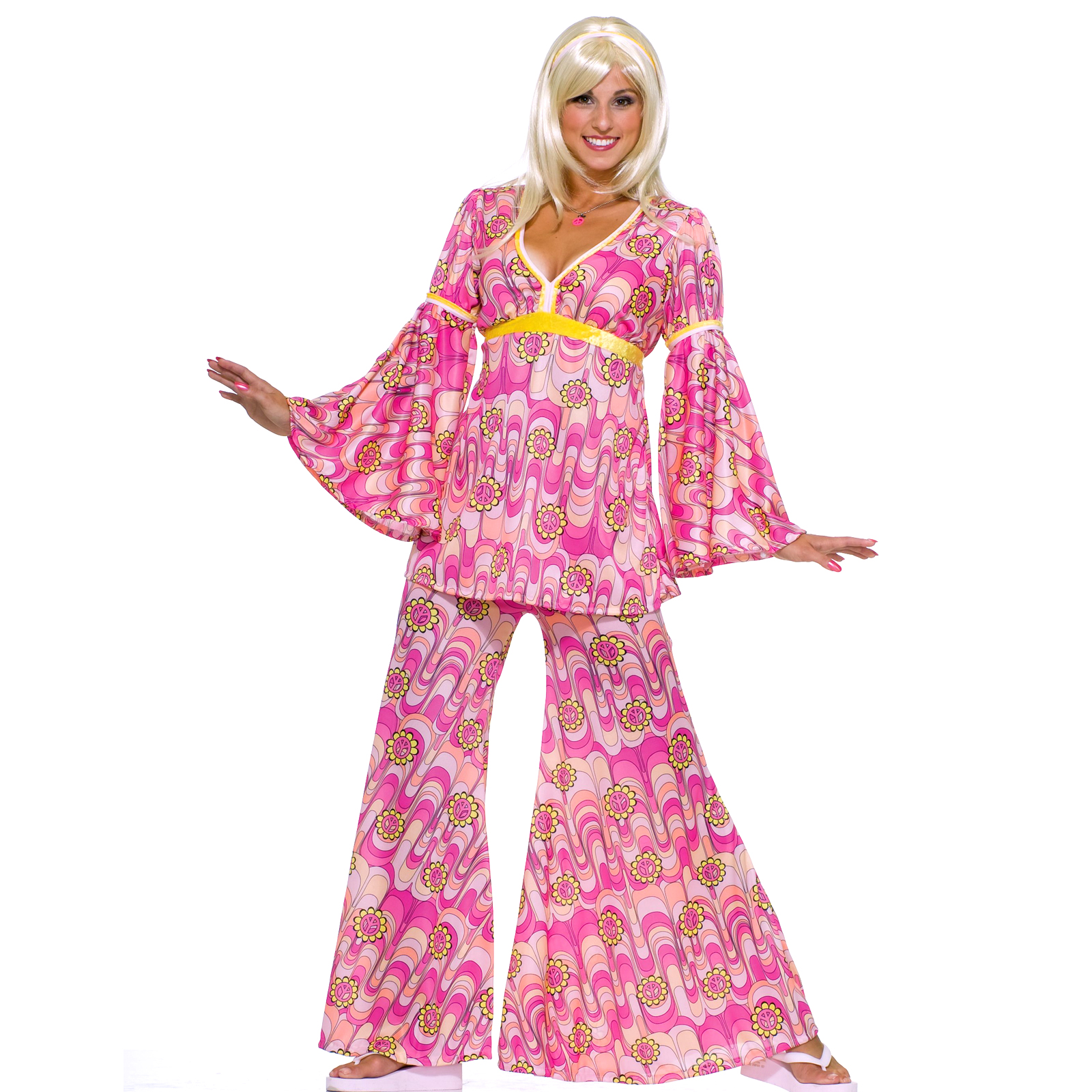 60s & 70s Hippies & Disco Costumes | BuyCostumes.com