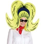 Foam Bouffant Wig/Hat