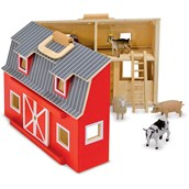 Fold And Go Barn Set