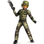 Foot Soldier Muscle Child Costume
