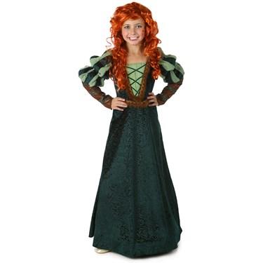 Forest Princess Child Costume