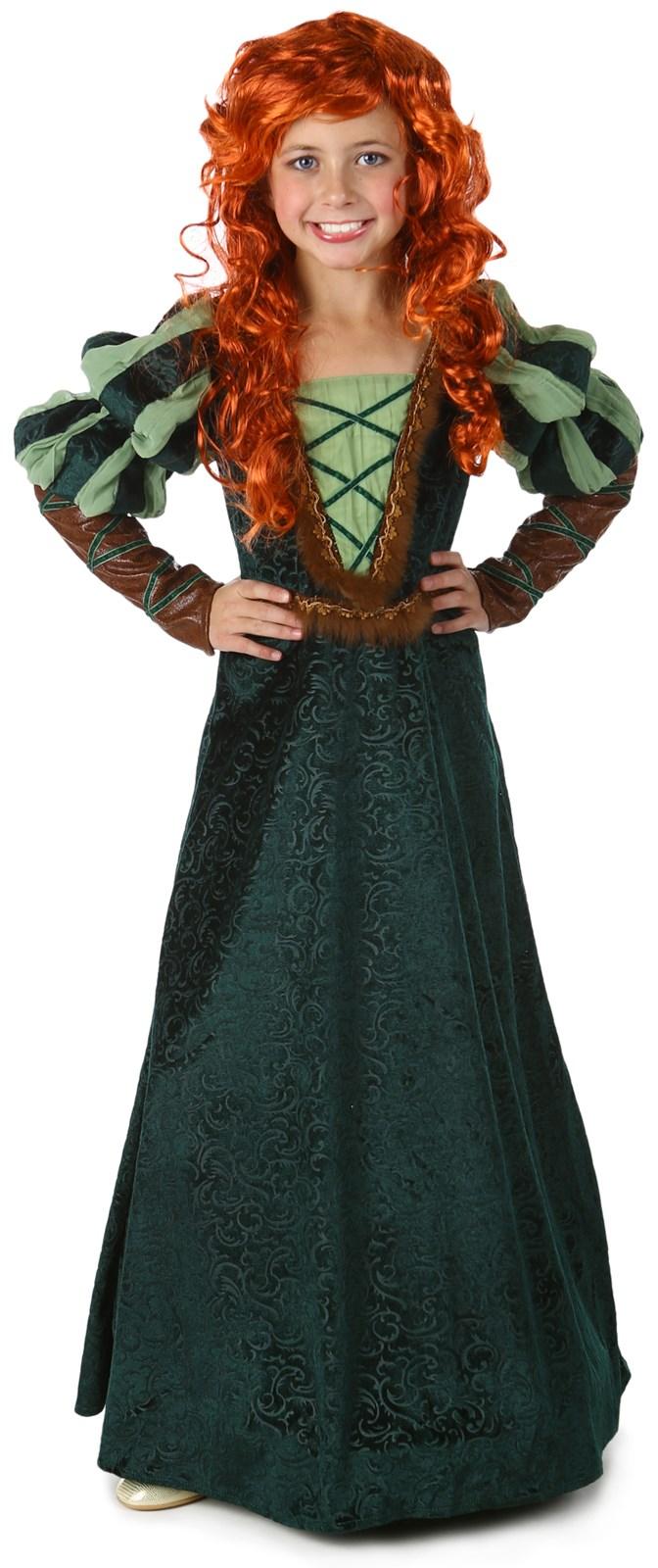 Forest Princess Child Costume Buycostumes Com