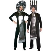 Fork and Spoon Costume Set Adult