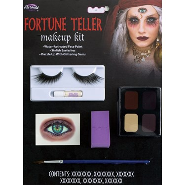 Fortune Teller Water Activated Makeup Kit