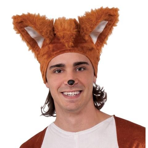 Fox Hat Adult