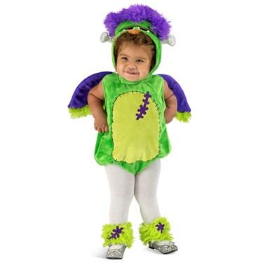Franken Owl Child Costume