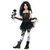 Frankie's Bride Child Costume