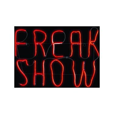 Freak Show LED Neon Sign