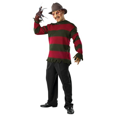 Freddy Kruegar Deluxe Adult Costume