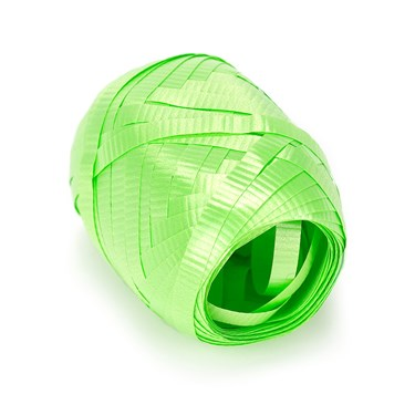 Fresh Lime (Lime Green) Curling Ribbon - 50'