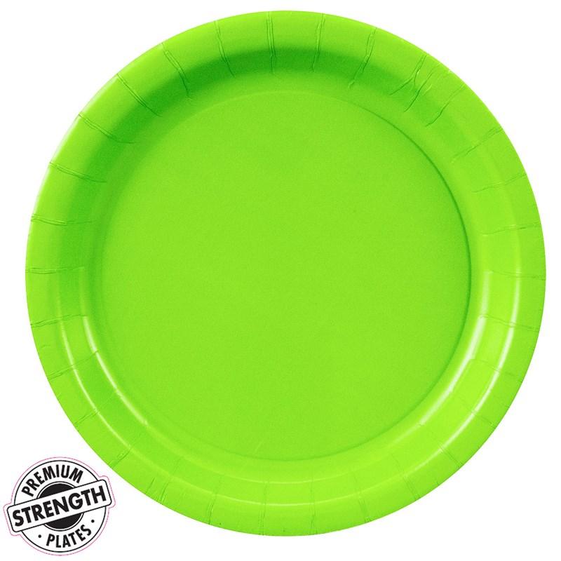 Fresh Lime  Dinner Plates