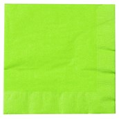 Fresh Lime (Lime Green) Lunch Napkins (50 count)