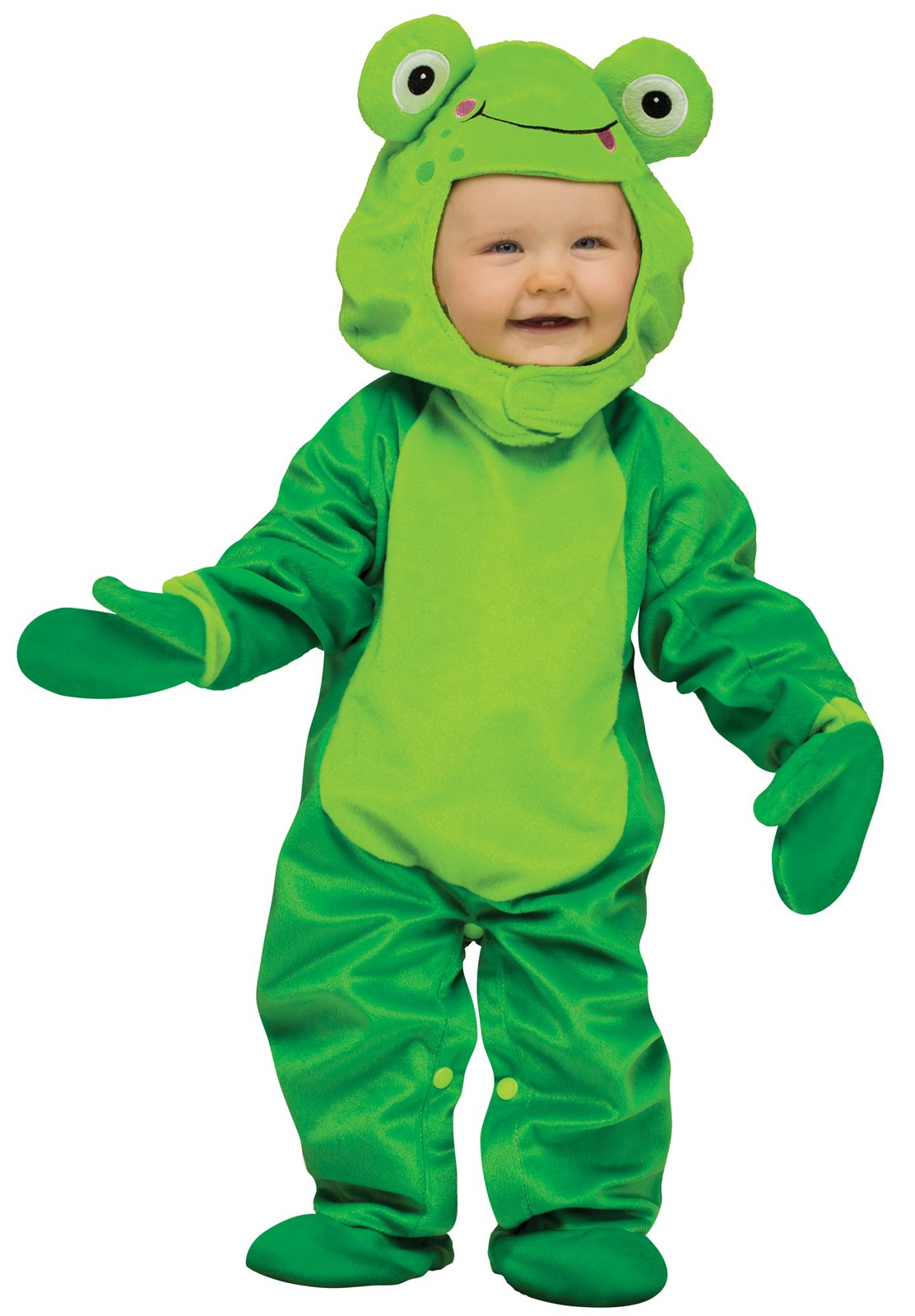Froggy Costume For Toddlers