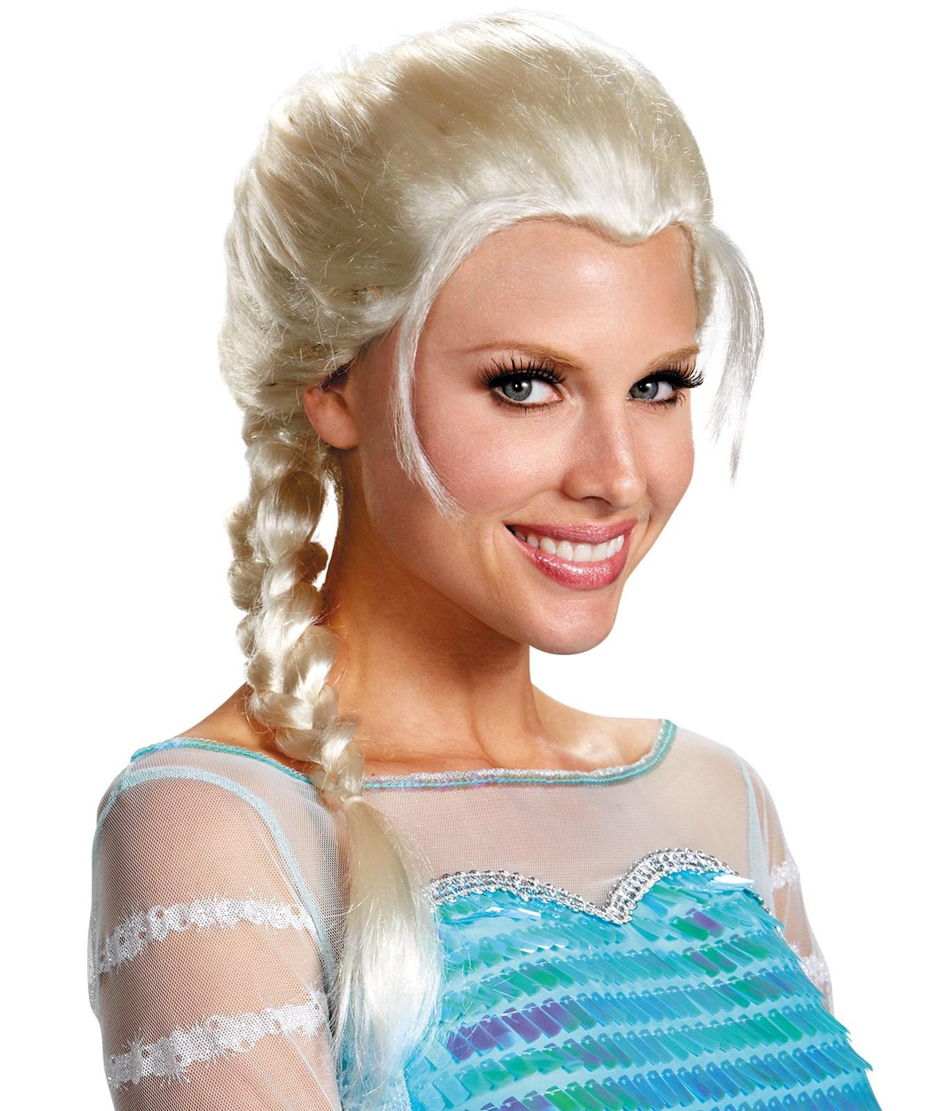 Frozen: Adult Elsa Wig