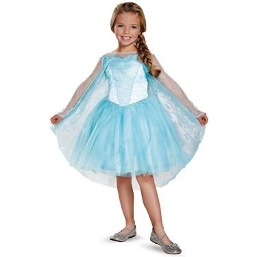 Frozen: Toddler Prestige Elsa Tutu Costume