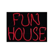 Fun House LED Neon Sign