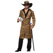 Funky Leopard Adult Costume