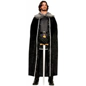Fur Trimmed Adult Cape