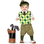Future Golfer Infant / Toddler Costume