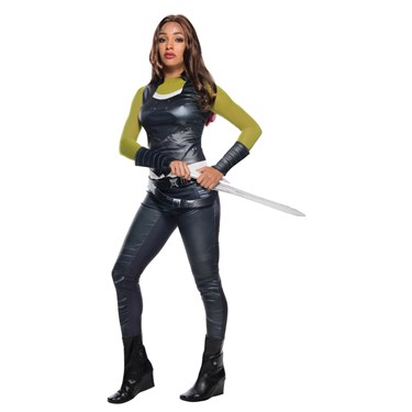 Guardians of the Galaxy 2 - Gamora Adult Female Costume