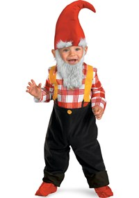 Click Here to buy Garden Gnome Baby & Toddler Costume from BuyCostumes