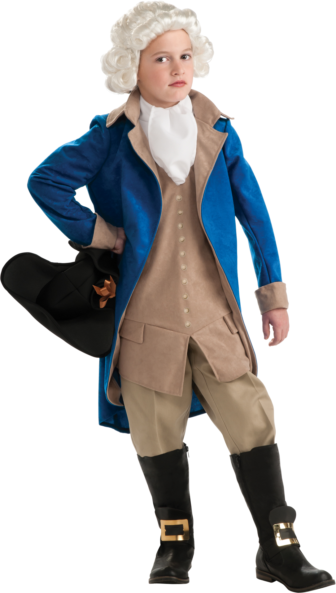 George Washington Child Costume | BuyCostumes.com