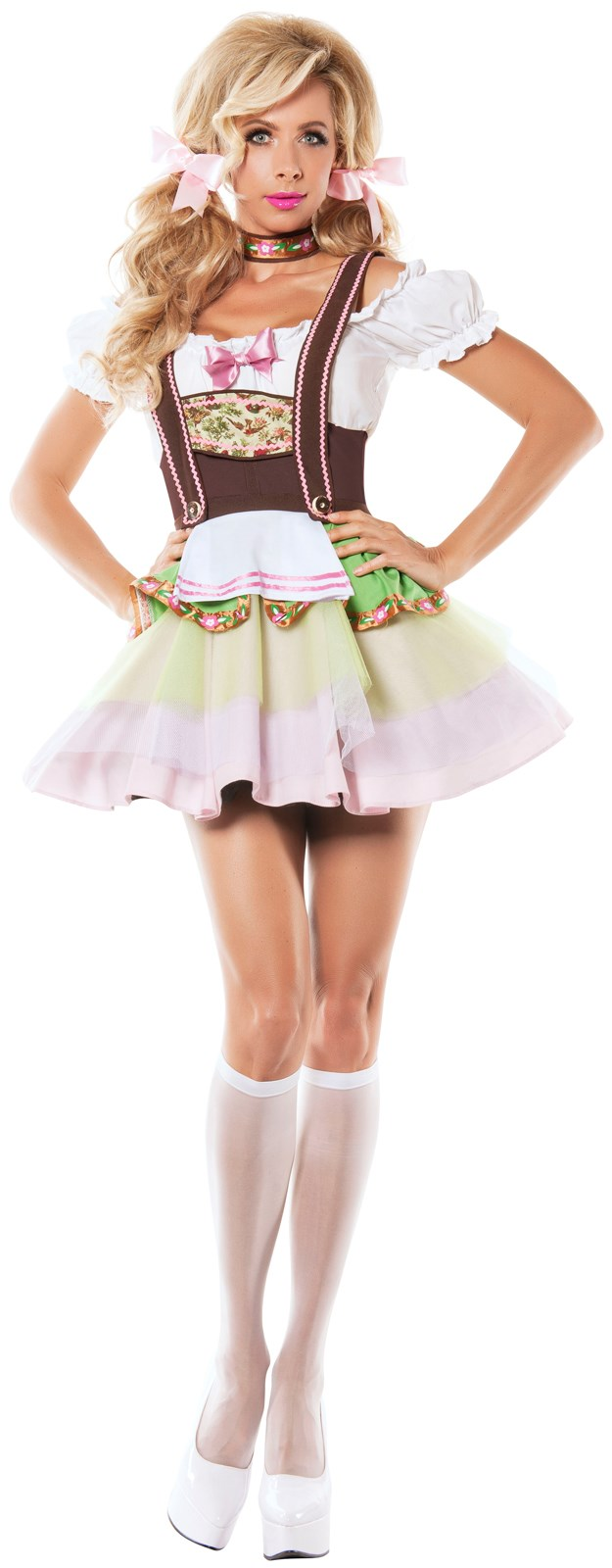 German Beer Girl Costume For Women