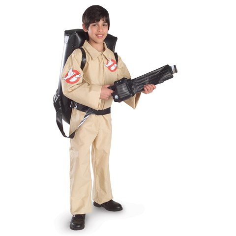 Ghostbuster Child Costume