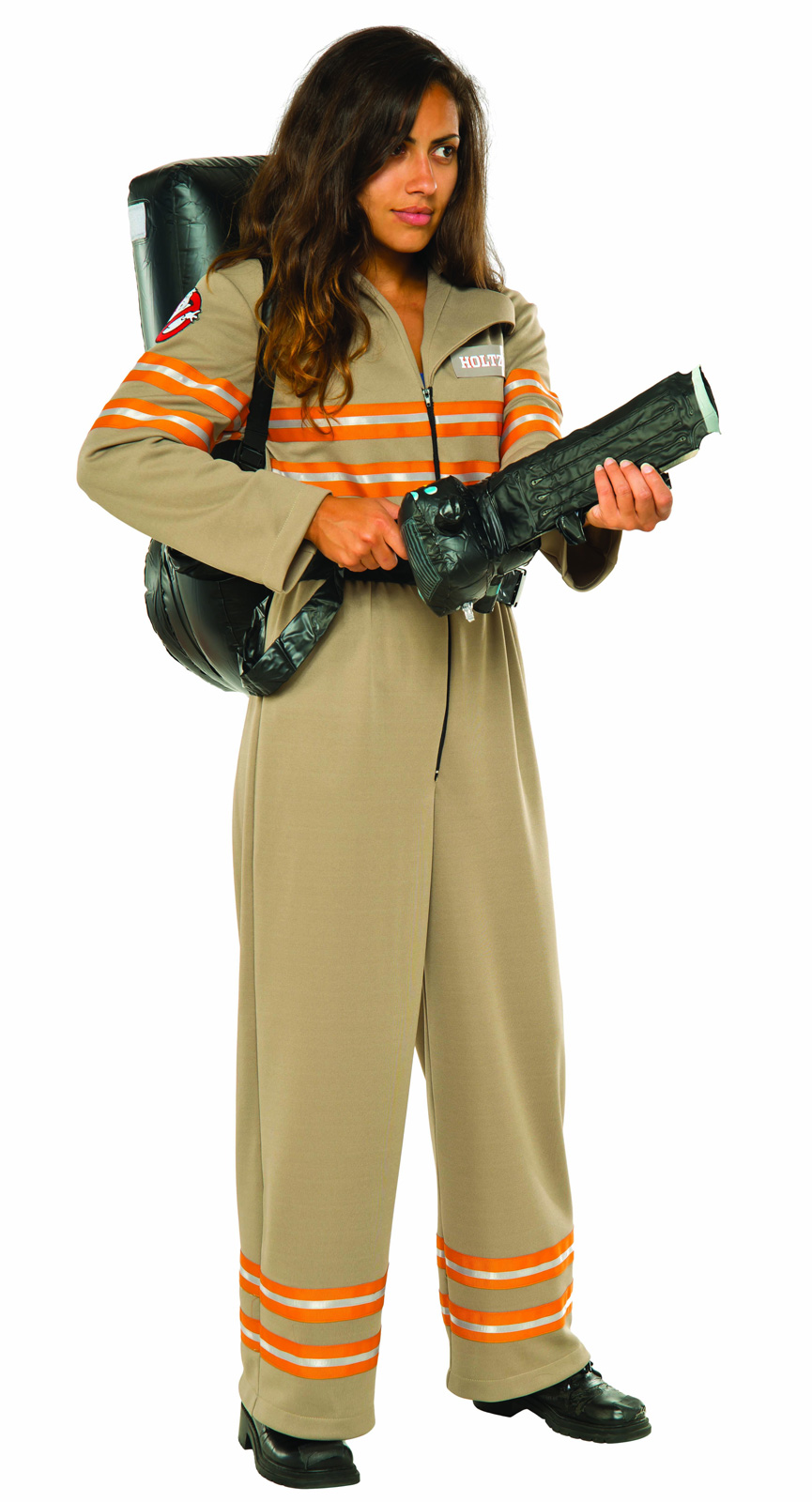 Ghostbusters Movie: Ghostbuster Female Deluxe Adult ...