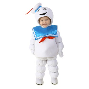 Ghostbusters Stay Puft Kids Costume