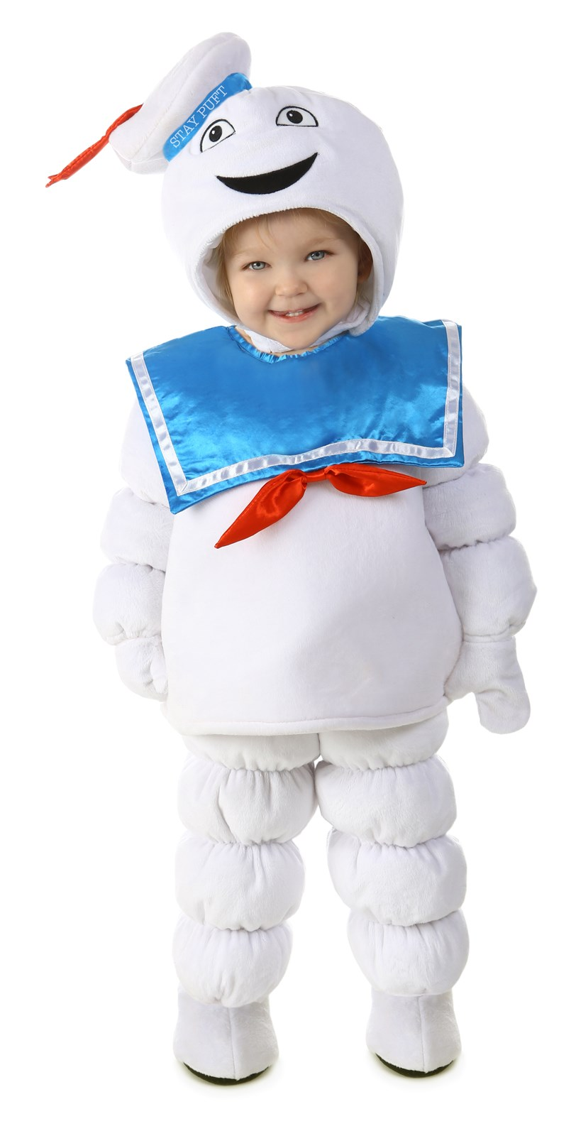 Ghostbusters Stay Puft Toddler Costume