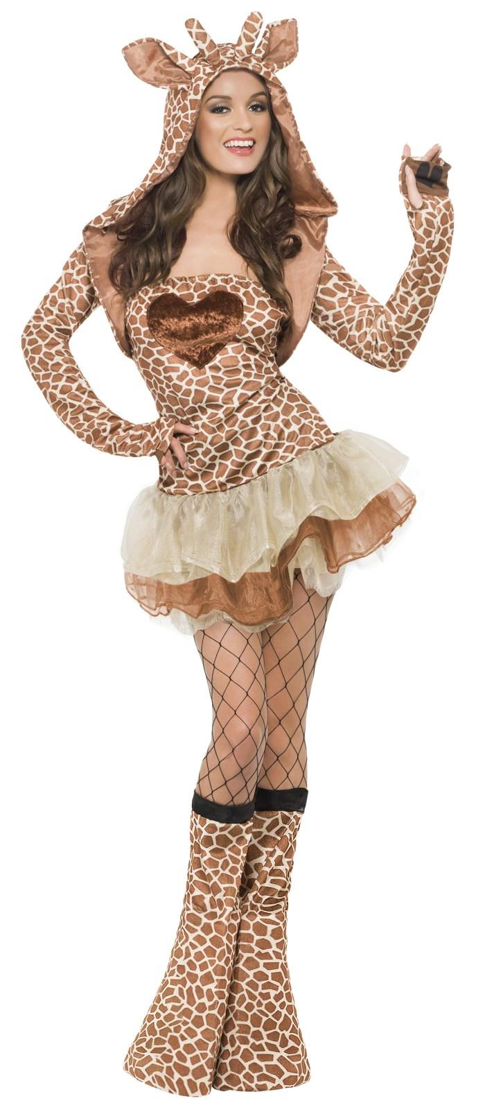 Giraffe Adult Costume | BuyCostumes.com
