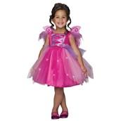 Girls Barbie Fairy Costume