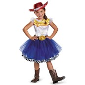 Girls Prestige Toy Story Jessie Tutu Costume