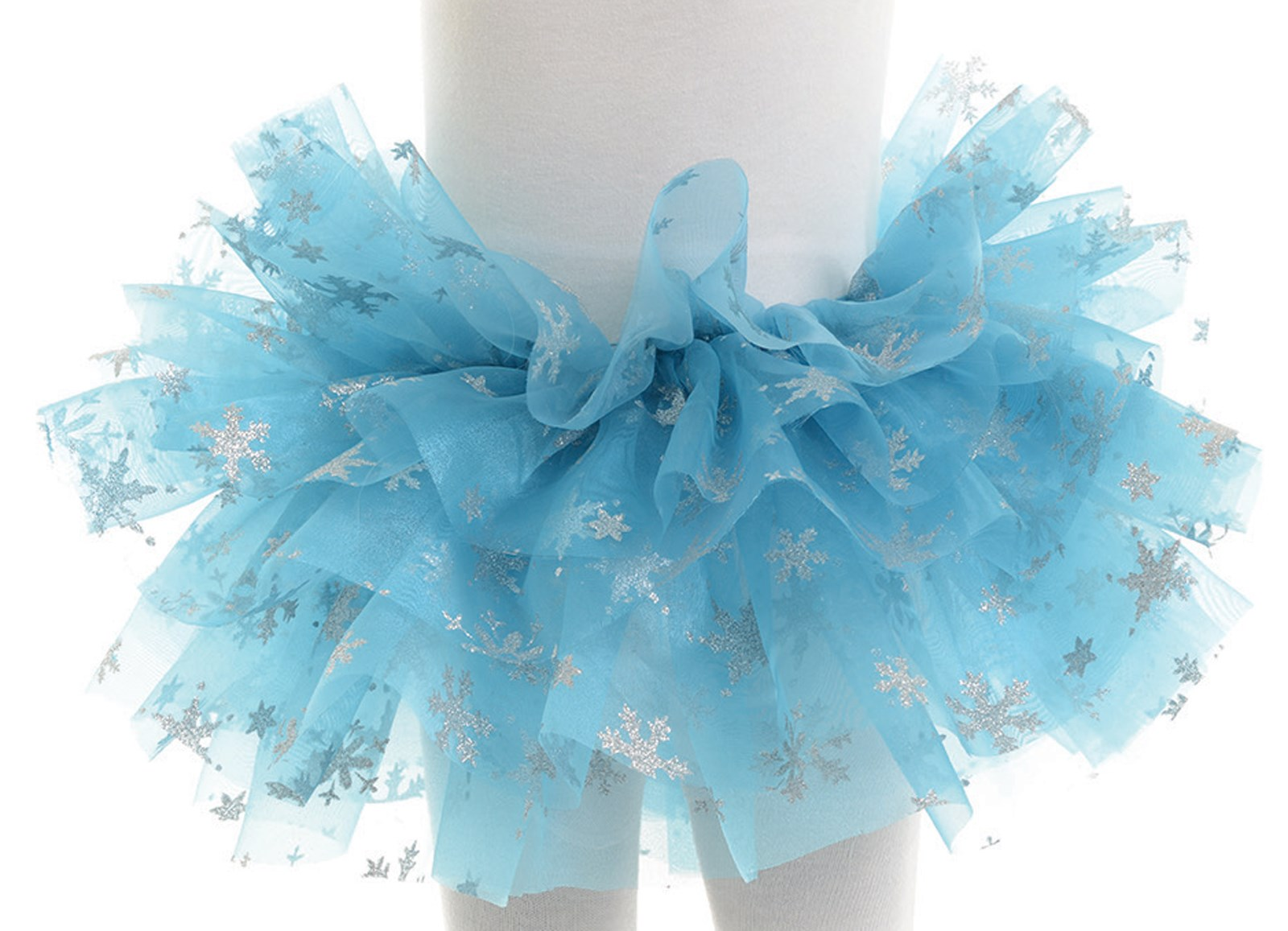 Girls Snowflake Tutu