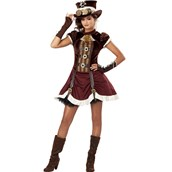 Girls Steampunk Costume