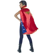 Girls Wonder Woman Deluxe Cape