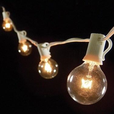 Globe String Lights (14 Feet Long)