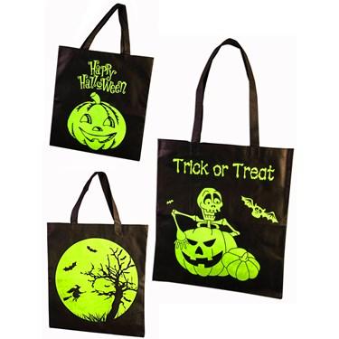 Glow In The Dark Treat Bag
