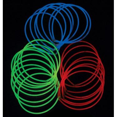 Glow Necklace Asst. (1 count)