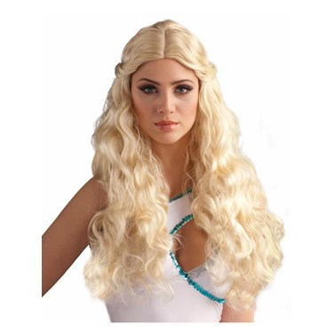 Goddess Blonde Adult Wig