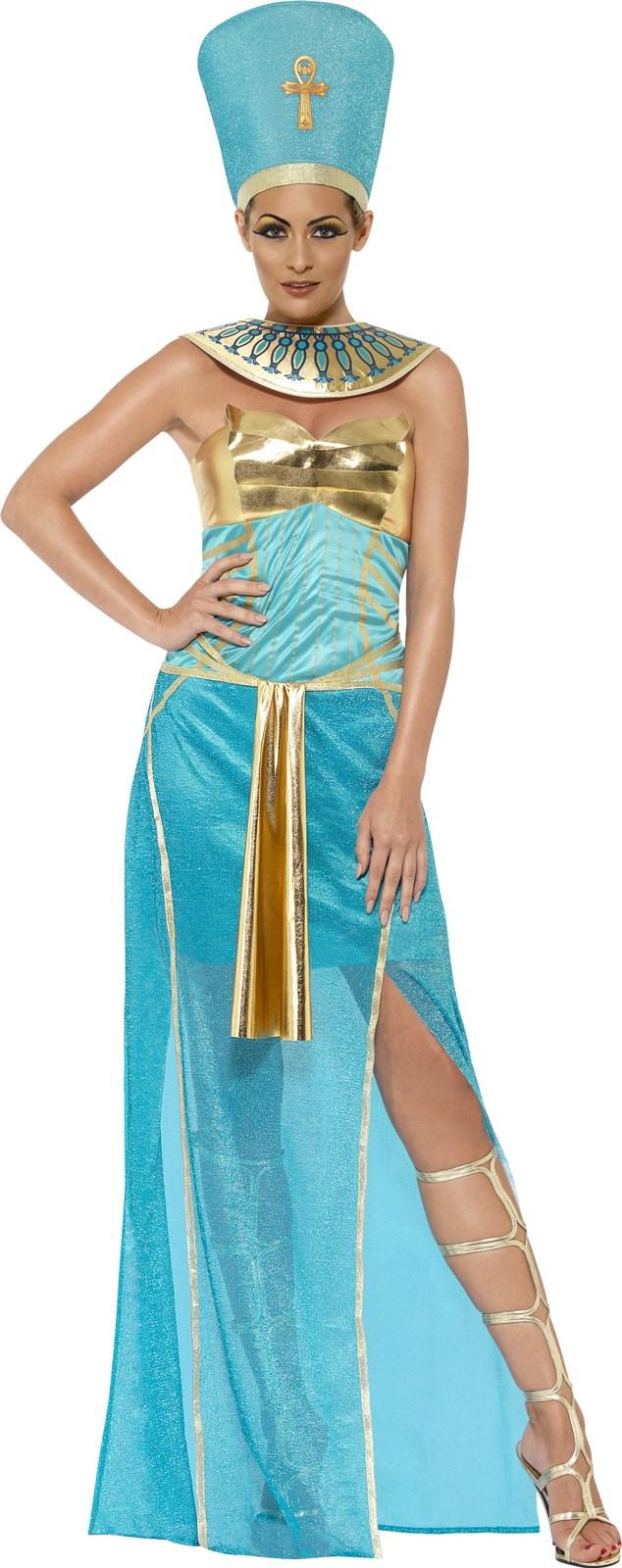 Goddess Nefertiti Costume For Women | BuyCostumes.com