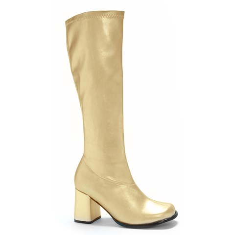 Gogo (Gold) Adult Boots