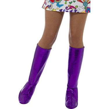 GoGo Purple Boot Covers