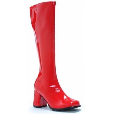 Gogo (Red) Adult Boots